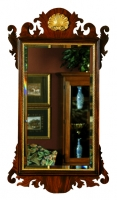 H-5 Chippendale Mirror