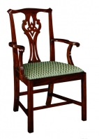 102A Chippendale Arm Chair