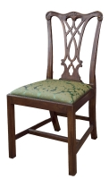 107S Chippendale Side Chair