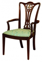 108A Chippendale Arm Chair