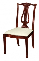 118S Lyre Back Side Chair