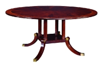 2266 - 2266A Round Dining Table