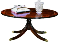 5241 Oval Cocktail Table