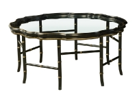 5242G Bamboo Cocktail Table