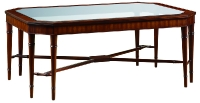 5244G Glass Top Cocktail Table