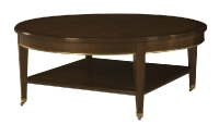 5346 Round Cocktail Table