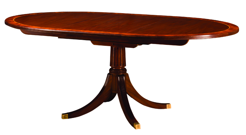 2232 Oval Dining Table
