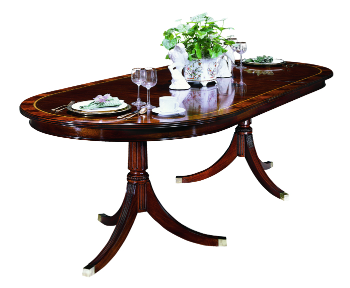 2235 Oval Dining Table