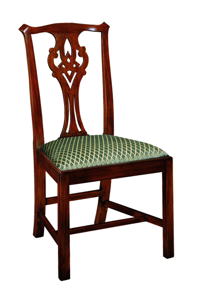 102S Chippendale Side Chair