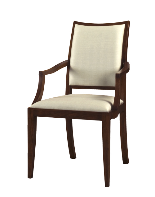 450A Upholstered Arm Chair